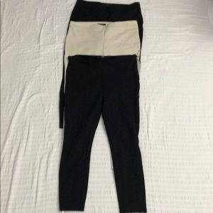 Stretch pants from Ann Taylor and LOFT